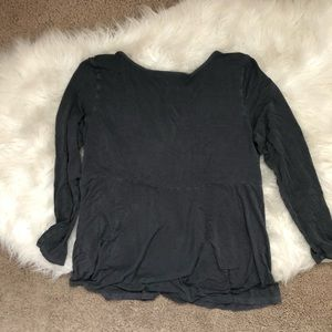 American Eagle Outfitters Tops - American Eagle Soft & Sexy Front Knot Blouse